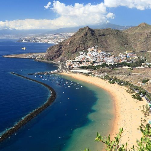 Suncare Destination Image: Suncare Central Team - Tenerife
