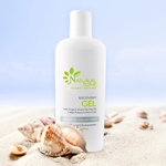 Suncare Product Image: Natural Tone Organic Skincare Recovery Gel - 6oz / 177ml